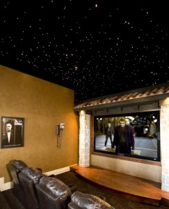 Custom Starfield Ceiling
